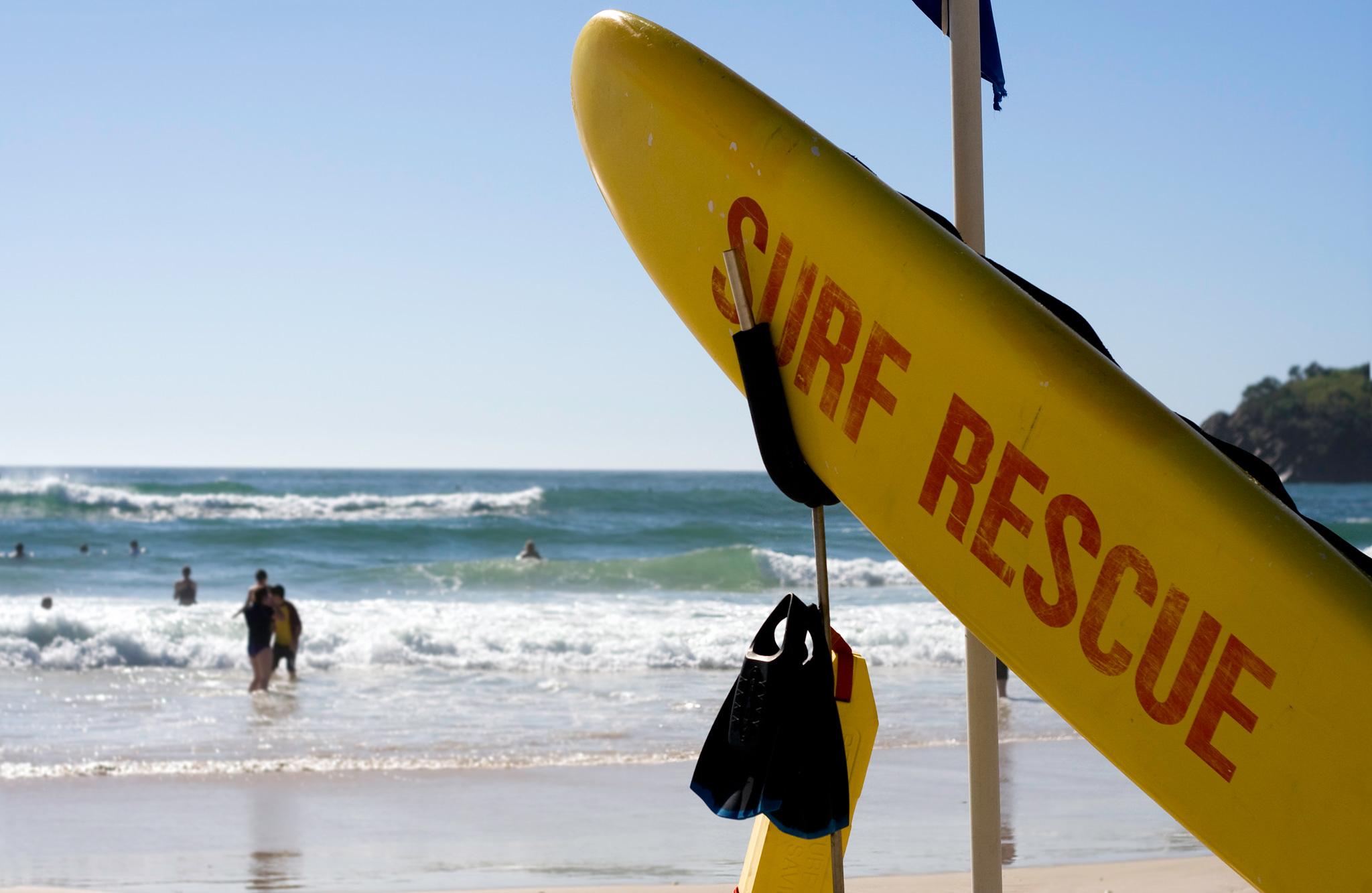 サーフィンは危険?-2