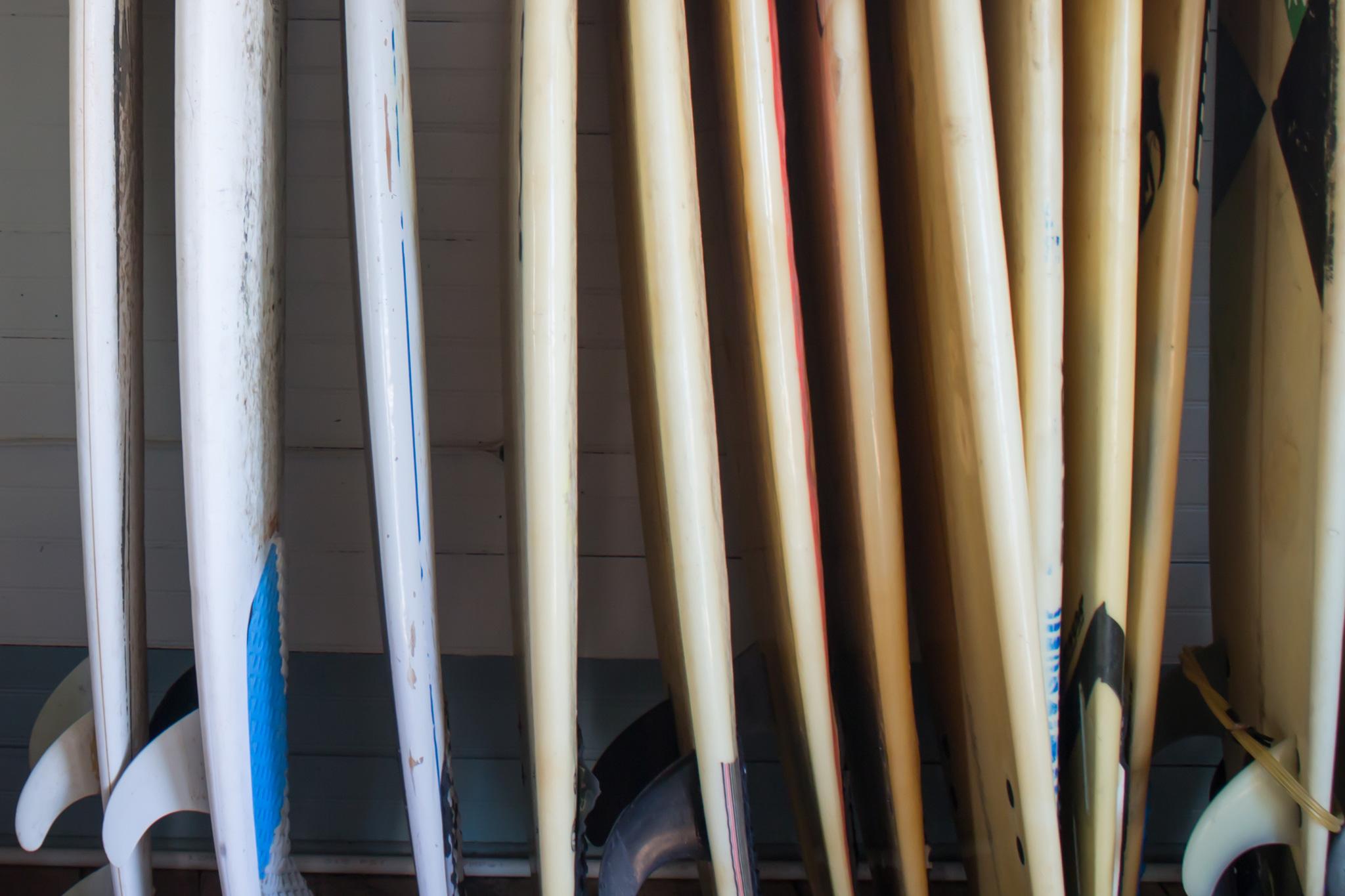 サーフィンに必要な道具-1