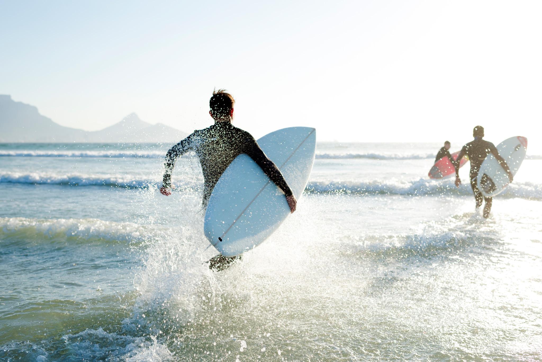 サーフィンに必要な道具-2