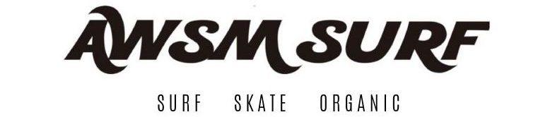 AWSM SURF/オーサムサーフ (サーフ スケート オーガニック)